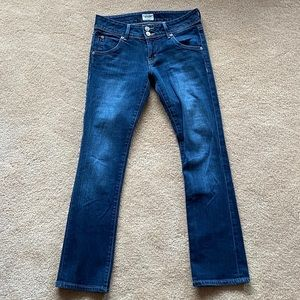 New! Hudson baby bootcut jeans